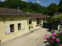 fully renovated 2 bedroom fermette house with 8000 sq mtr.land in south charente village .france