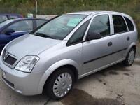 Vauxhall/Opel Meriva 1.6i 2003 Life