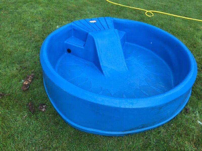 Little tikes paddling pool in east horsley surrey gumtree for Elc paddling pool
