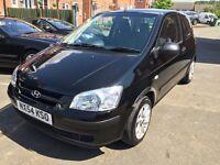 2004 (54) Hyundai Getz 1.1 GSi 3dr