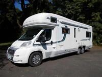Auto-Trail Arapaho SE 6 Berth Luxury Motorhome, Rear Lounge