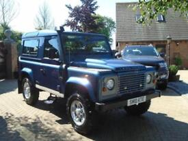 2010 Land Rover Defender 90 2.4TDCi 6 Seater ( NO VAT )
