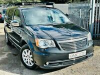 2012 Chrysler Grand Voyager 2.8 CRD Limited Auto 5dr MPV Diesel Automatic