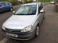 Price drop corsa c 1.2 16v elegance with spare parts