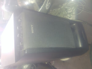 Sony powered subwoofer SA-W305