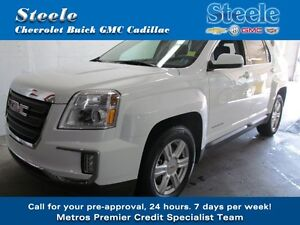 2016 GMC TERRAIN SLE-2 AWD SUNROOF & ALLOYS