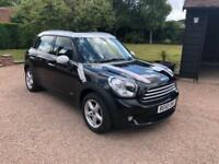 2010 60 MINI COUNTRYMAN 1.6 COOPER D ALL4 5D 112 BHP DIESEL
