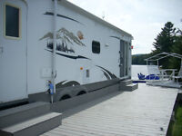 roulotte Wildwood 35'