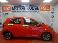2017 Kia Picanto 3 (ONLY 8024 MILES) (SAT NAV AND REVERSING CAMERA)FREE MOTS AS