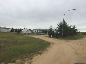 54 ac Mobile Home Park 7km from Athabasca vendor financing avail