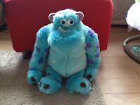 Monsters inc large sully