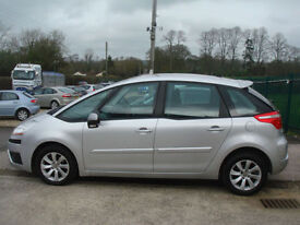 Citroen C4 Picasso 1.6HDi ( 110hp ) EGS VTR+ PAY AS YO GO