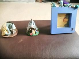 Eeyore ornaments
