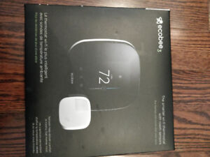 99% NEW - Ecobee 3 (full version) smart Wi-Fi thermostat!!!!!!!!