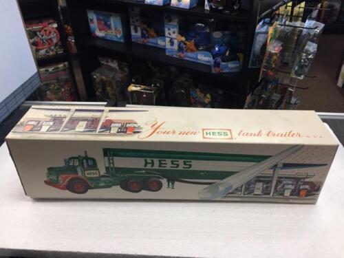 HESS Tank trailer