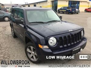 2017 Jeep Patriot   - Low Mileage