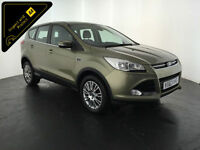 2013 63 FORD KUGA TITANIUM 4X4 TDCI 1 OWNER FORD SERVICE HISTORY FINANCE PX