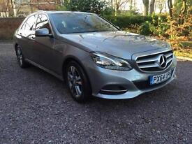 2014/64 MERCEDES-BENZ e class E250 SE CDI 7 speed AUTO, only 31,000 miles,