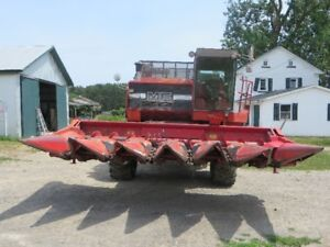 Massey Ferguson 850 combine for sale