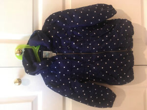 Girls old navy  fall or spring coat 4t