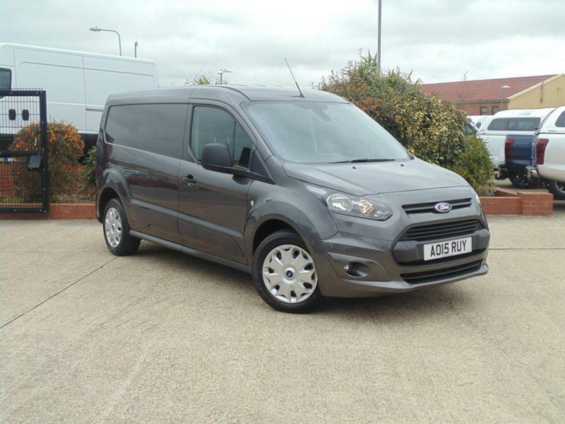 2015 ford transit connect transit connect 240 l2 trend 95ps e tec 2 door van in halesworth. Black Bedroom Furniture Sets. Home Design Ideas