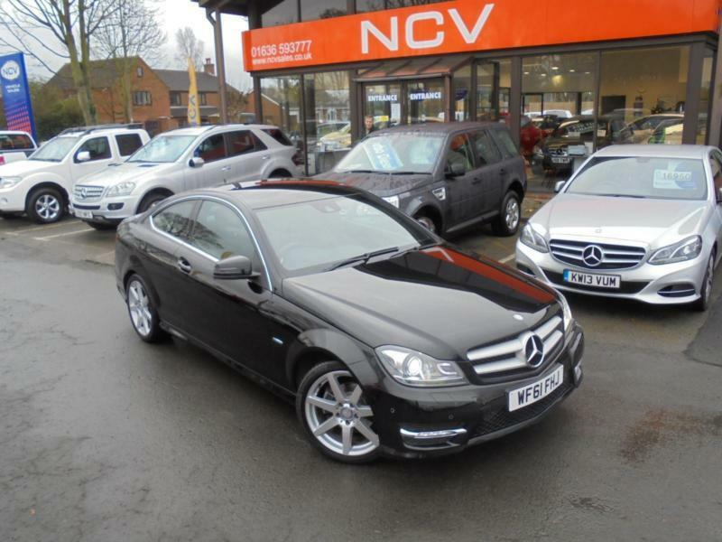 2011 mercedes benz c class c220 cdi blueefficiency amg sport coupe 2dr auto in newark - Mercedes c220 coupe amg sport ...