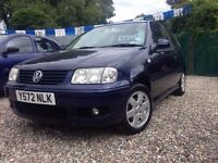 2001 Volkswagen Polo AUTOMATIC - Low mileage - Part Exchange - Aylsham Road Affordable Car Centre