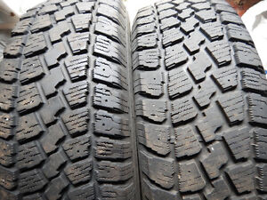 4 Winter Tires $40 Firm 195/65R15