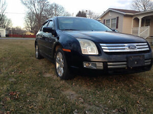 2006 Ford Fusion Lx Other