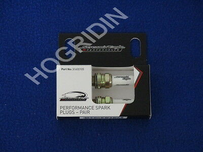 Harley Screamin Eagle Evo Twin Cam Sportster Xl Performance Spark Plugs 31600105