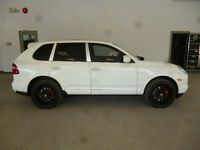 2008 Porsche Cayenne TWIN TURBO! 500HP! NAVI! ONLY $34,900!!!!