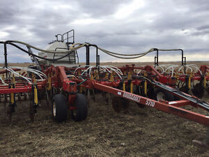 Bougault 5350 tank and 5710 air drill