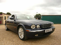 2005 JAGUAR XJ SERIES 3.0 AUTOMATIC XJ6 SOVEREIGN BLUE PX SWAP SWOP