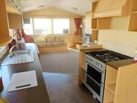 6 berth 2 bedroom static caravan for sale in Kent -Sited nr New Romney Dymchurch