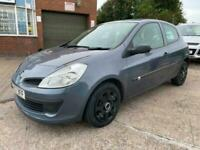 2007 Renault Clio 1.2 TCE Expression 3dr SAME OWNER LAST TEN YEARS Hatchback Pet