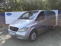 2006 56 Mercedes-Benz Vito 2.1TD Comfort - Compact Dualiner 109CDI Diesel Van