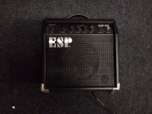 ESP 15B amplifier