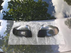 BMW 520I mirror caps