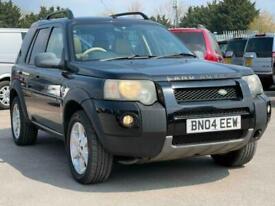 image for 2004 Land Rover Freelander 2.0 Td4 HSE Station Wagon 5dr Auto ESTATE Diesel Auto