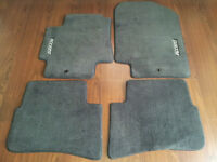 New Hundai Accent floor mats for sale