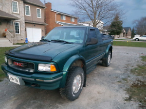 1996 GMC Sonoma Highrider 4 wheel drive