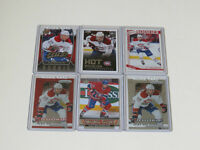 ALEX GALCHENYUK ROOKIE HOCKEY  CARD COLLECTION