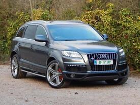 Audi Q7 3.0TDI ( 242bhp ) Clean Diesel Tiptronic 2012MY quattro S Line