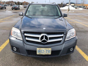 2010 Mercedes GLK 350 - Clean and Well Maintained
