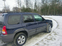 2004 Mazda Tribute LX SUV, Crossover