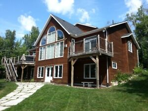 Trout Lake Waterfront Executive Home