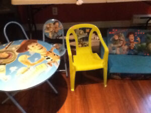 Toy Story furniture lot