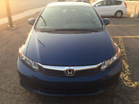 2012 Honda Civic Berline A/C Bluetooth ** Financement disponible