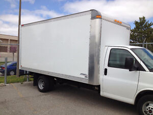 2015 GMC Savana 3500 CUBE VAN Peterborough Peterborough Area image 2