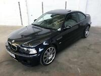 2003 BMW M3 3.2 COUPE SMG - VERY RARE FACTORY SUNROOF